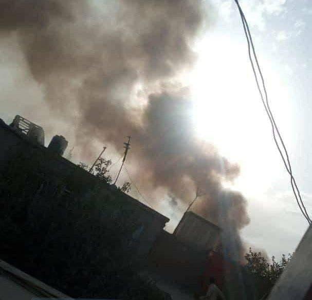انفجار+کابل