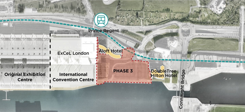اکسل-لندن-نقشه