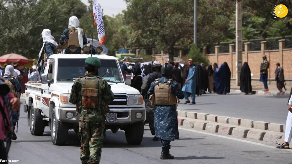 زنان-طالبان