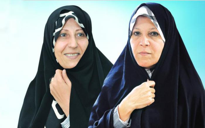 عکس/ علت اخراج فائزه هاشمی از دانشگاه آزاد