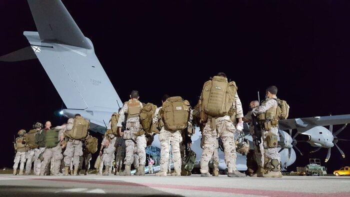 افغانستان+ایتالیا