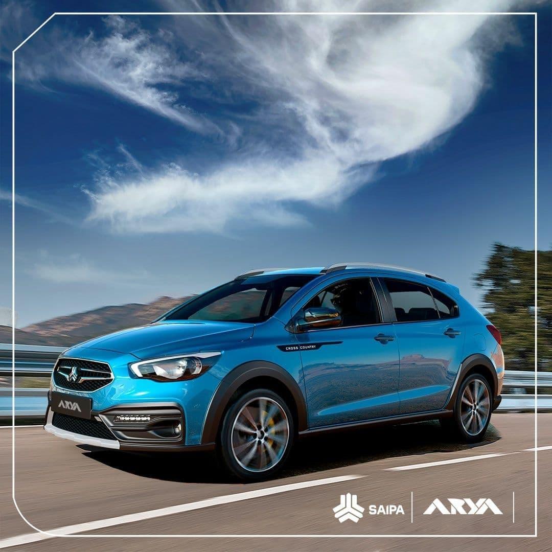 آریا-خودروی-جدید-سایپا