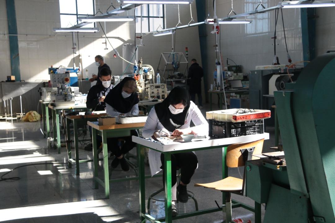 کارگاه-تولید-عینک