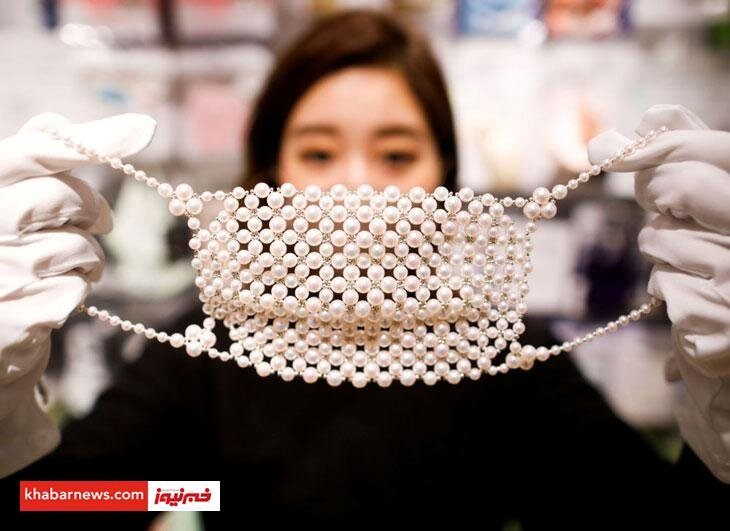 ماسک-لاکچری-چین