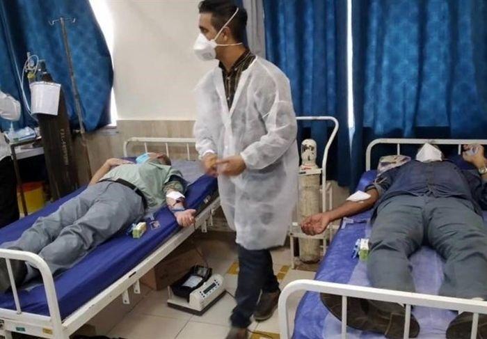 بررسی شرایط اهدای خون برای مبتلایان به کرونا
