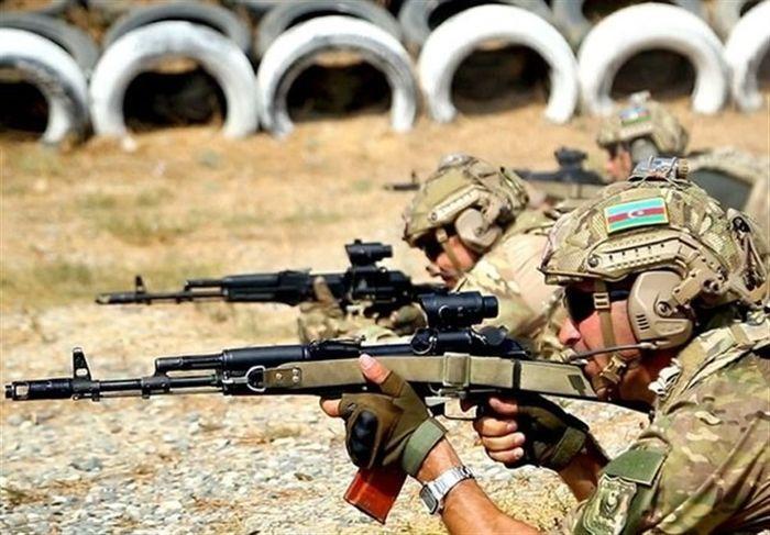 رزمایش سه جانبه ترکیه، آذریجان و گرجستان در تفلیس