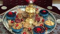 روایتی از رسوم کردها در شب چله