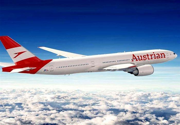 هواپیمایی اتریش به آسمان ایران باز میگردد