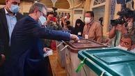 استاندار تهران هم بلاخره رای داد