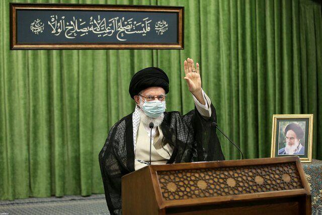 تجلیل رهبر انقلاب از قهرمانان المپیکی/ همیشه لباس ایرانی بپوشید