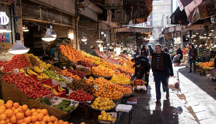 مقایسه قیمت میوه از مزرعه تا مغازه + جدول
