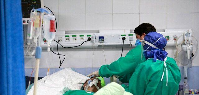 چند بیمارستان تهران درگیر کرونا است؟