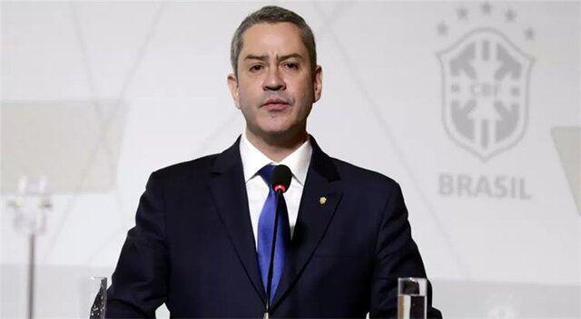 رسوایی اخلاقی رئیس فدراسیون فوتبال