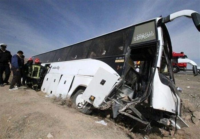 آخرین جزئیات درباره تصادف اتوبوس خبرنگاران/ مقصر حادثه چه کسی بود؟