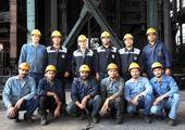 دستاورد جدید ذوب آهن در راستای بومی سازی