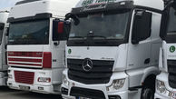 قیمت جدید انواع کامیون در بازار خودرو