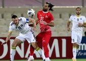 اولین پیروزی تراکتور در لیگ قهرمانان + خلاصه بازی
