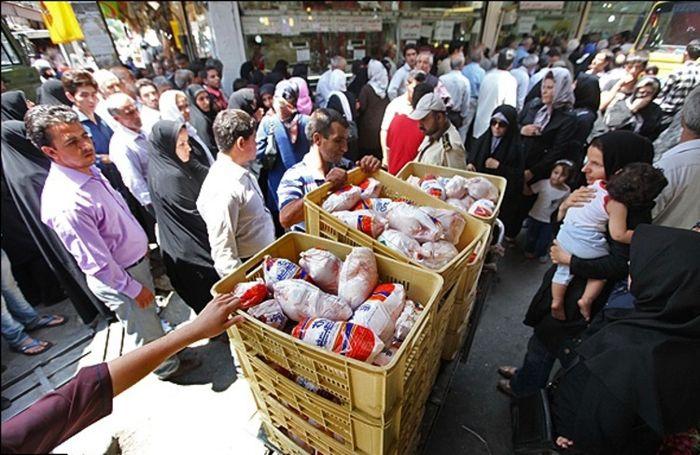 وضعیت جدید قیمت مرغ در بازار