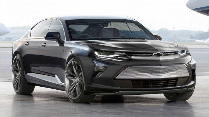شورولت کامارو برقی را ببینید / آینده صنعت خودروسازی به میدان آمد