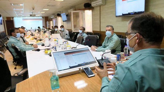 اقدامات استراتژیک فولاد هرمزگان در افق ۱۴۰۲ تصویب شد