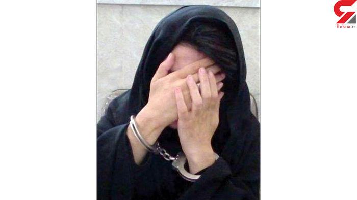 قتل عجیب مادر به دست دختر ۱۴ ساله اش! + عکس