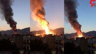 ابهام در تعداد مصدومان و یا کشتهشدگان انفجار شمال تهران/ فیلم نجات مردم