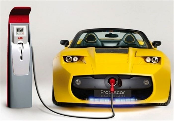 نخستین ایستگاه شارژ خودروهای برقی ساخته شد