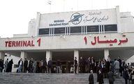 فرودگاه مهرآباد دوباره شلوغ شد