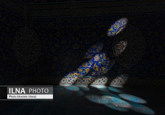 معماری+زیبای+مسجد+شیخ+لطف+الله+اصفهان