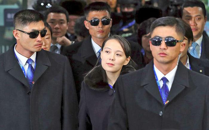 خواهر رهبر کره شمالی به آمریکا میرود؟