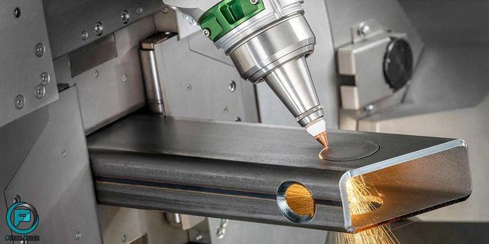 «نقش پویان فرم فلز خوارزمی در صنعت برش لیزری»