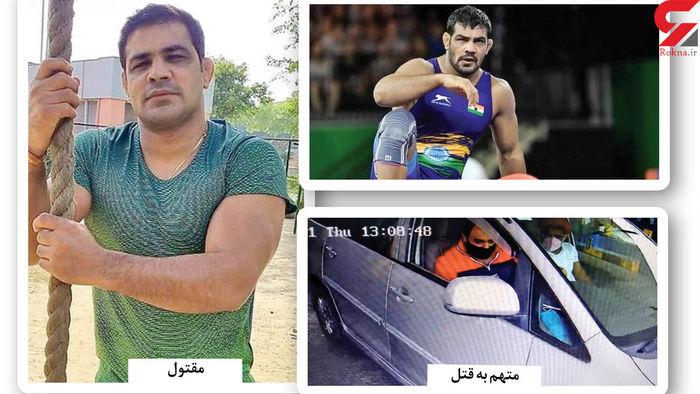 قهرمان المپیک به جرم قتل بازداشت شد!