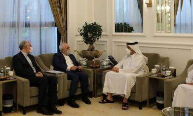 جزئیات گفت و گوی ظریف با مقامات قطری