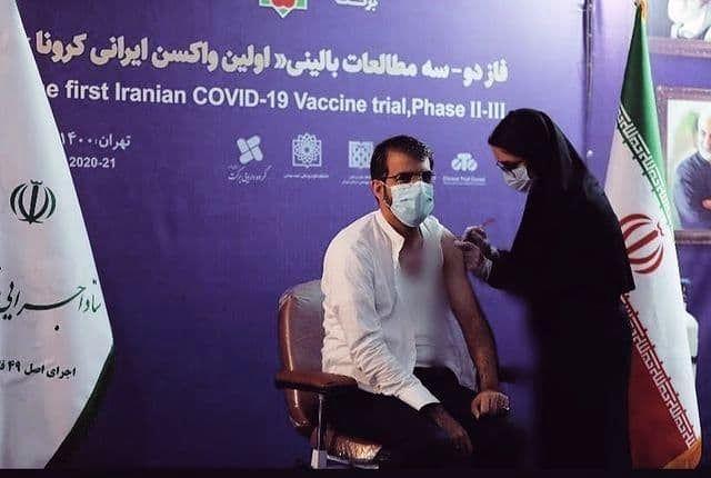 مدیرعامل پرسپولیس واکسن ایرانی زد 