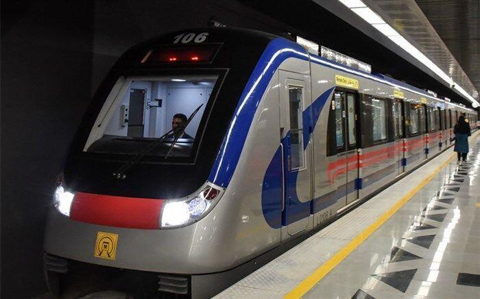 خط ۳ متروی تهران به راه آهن متصل می شود + جزئیات