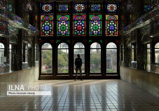 باغ+نارنجستان+قوام+در+شیراز