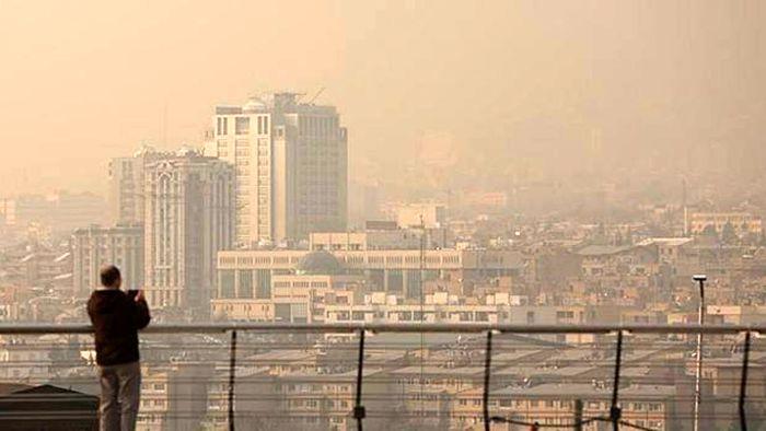 منبع بزرگ آلودگی هوای پایتخت را بشناسید