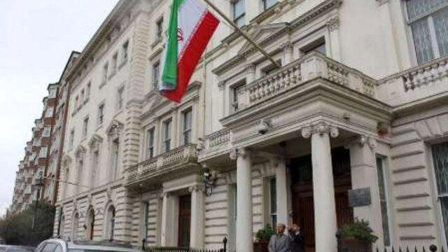 واکنش سفارت ایران در بلژیک به حکم حبس برای اسدالله عباسی