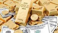 دلار گران شد، طلا درجا زد