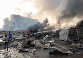 شماری از مسئولان بندر بیروت بازداشت خانگی شدند