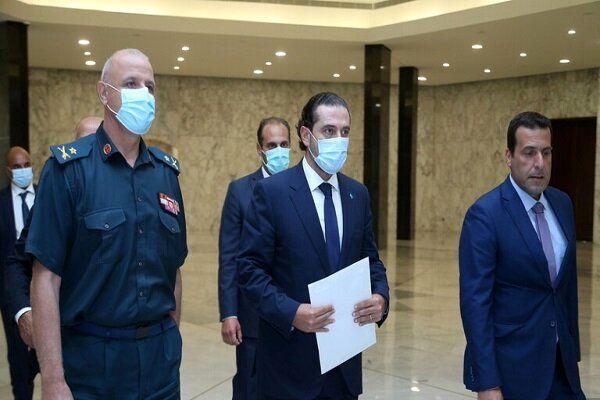 سعد الحریری استعفا کرد