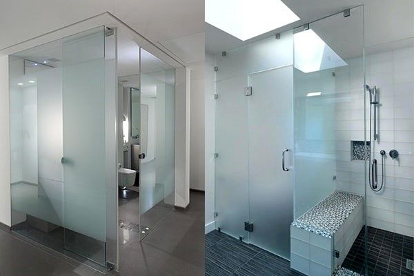 معرفی انواع شیشه حمام