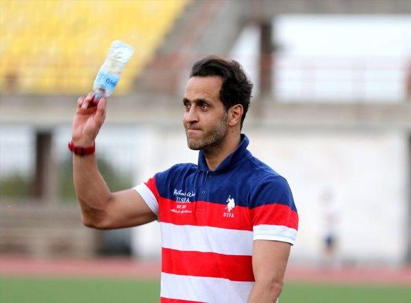 علی کریمی از امارات برای میناوند دارو خرید؟