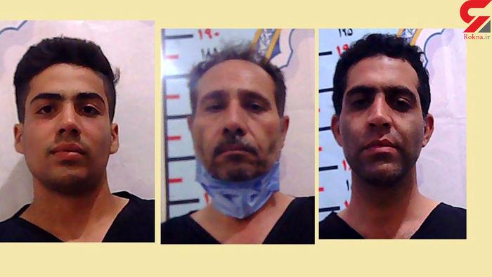 انتشار تصویر سارقان معروف کرج  / آنها را شناسایی کنید!
