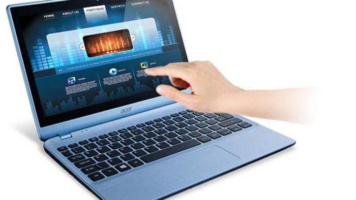 آخرین قیمت روز لپ تاپ لمسی در بازار +جدول