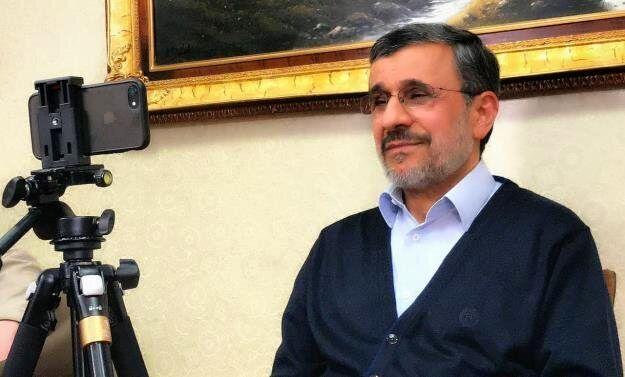 ثبتنام احمدینژاد درانتخابات ۱۴۰۰ قطعی شد؟