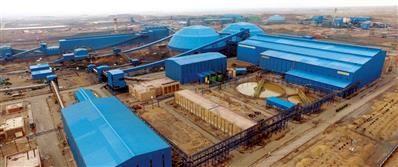 فولاد سنگان قطب تولیدکننده گندله شرق کشور