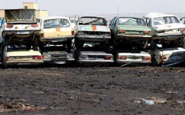 خودروهای فرسوده چقدر بنزین می سوزانند؟