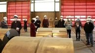 بازدید شرکت های دانش بنیان از فولاد مبارکه