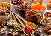 قیمت روز انواع آجیل و خشکبار در بازار (۹۹/۱۲/۲۰)